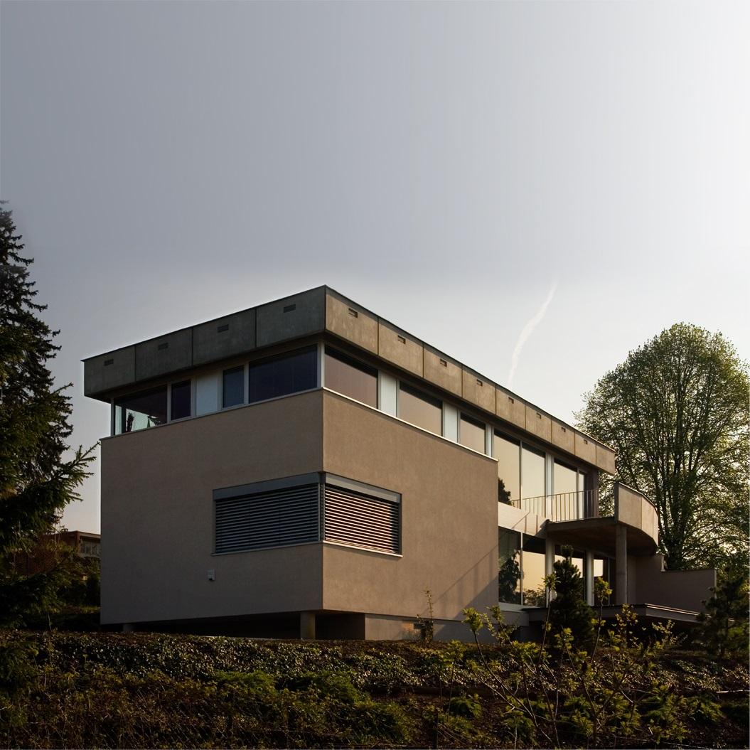 Rodinný dům - Nivy