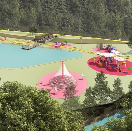Revitalizace vodní nádrže